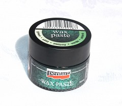 Pentart Wax Paste - Green