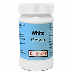 Daily Art Gesso (Primer) WHITE 100ml