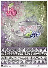 ITD Rice Decoupage Paper  Product Code R894
