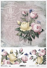 ITD Rice Decoupage Paper  Product Code R991