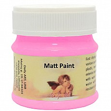 Daily Art Matt Paint 50ml  FUCHSIA