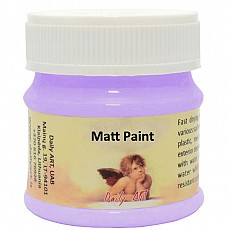 Daily Art Matt Paint 50ml  PALE IRIS