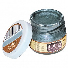 Stamperia Patina in Paste,  White
