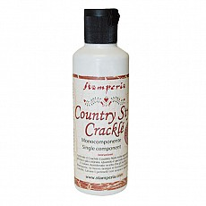 Stamperia Country Style Crackle, 80ml