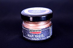Pentart Metallic Wax Paste, BRASS, 20ml