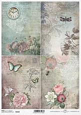 ITD Rice Decoupage Paper  Product Code R1064