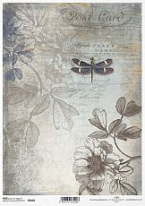ITD Rice Decoupage Paper  Product Code R1066