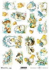 ITD Rice Decoupage Paper  Product Code R830