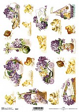 ITD Rice Decoupage Paper  Product Code R827