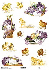 ITD Rice Decoupage Paper  Product Code R825