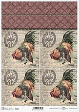 ITD Rice Decoupage Paper  Product Code R1093