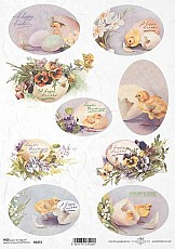 ITD Rice Decoupage Paper  Product Code R1072