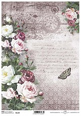 ITD Rice Decoupage Paper  Product Code R1159