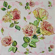 Napkins Lunch 33 x 33cm, Product Code 923
