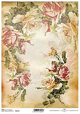 ITD Rice Decoupage Paper  Product Code R1171