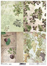 ITD Rice Decoupage Paper  Product Code R1259