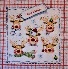 Napkins Lunch 33 x 33cm, Product Code 980