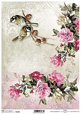 ITD Rice Decoupage Paper  Product Code R1318