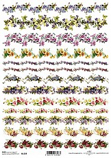 ITD Rice Decoupage Paper  Product Code R1339
