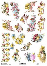 ITD Rice Decoupage Paper  Product Code R1344