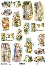 ITD Rice Decoupage Paper  Product Code R1345