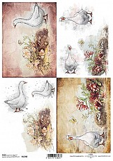 ITD Rice Decoupage Paper  Product Code R1348