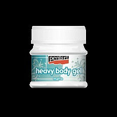 Pentart Heavy Body Gel, 50ml, MATTE