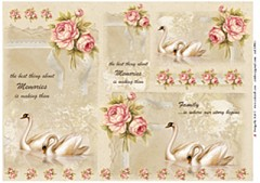 AIST Rice Decoupage Paper, Product Code 21851