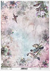 ITD Rice Decoupage Paper  Product Code R1387