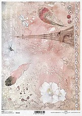 ITD Rice Decoupage Paper  Product Code R1412