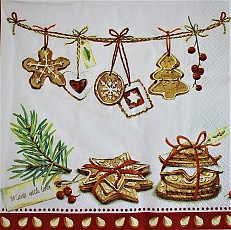 Napkins Lunch 33 x 33cm, Product Code 1005