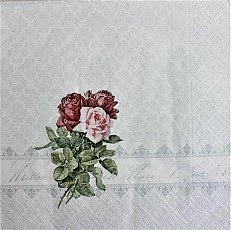 Napkins Lunch 33 x 33cm, Product Code 372