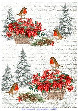 AIST Rice Decoupage Paper, Product Code 21491