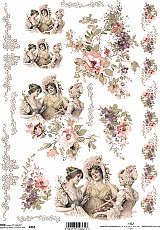 ITD Rice Decoupage Paper  Product Code R365