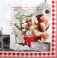 Napkins Lunch 33 x 33cm, Product Code 377