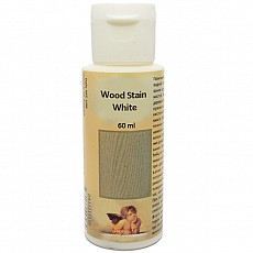 Daily Art Wood Stain 60ml  WHITE