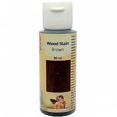 Daily Art Wood Stain 60ml  BROWN