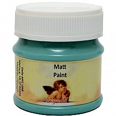 Daily Art Matt Paint 50ml  TURQUOISE