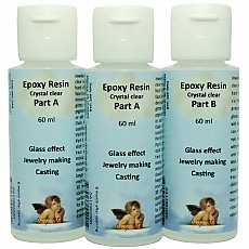 Daily Art Epoxy Resin 120ml +60ml