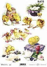 ITD Rice Decoupage Paper  Product Code R475