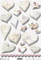 ITD Rice Decoupage Paper  Product Code R661