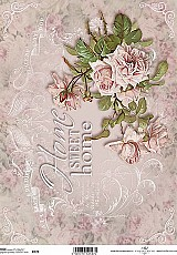ITD Rice Decoupage Paper  Product Code R721