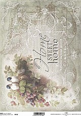 ITD Rice Decoupage Paper  Product Code R722