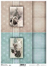 ITD Rice Decoupage Paper  Product Code R813